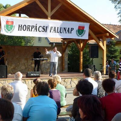 XIV. Horpácsi Falunap 2012