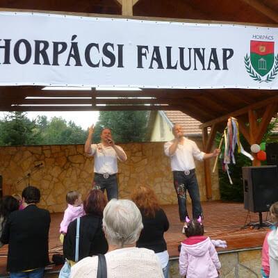 XVI. Horpácsi Falunap 2014