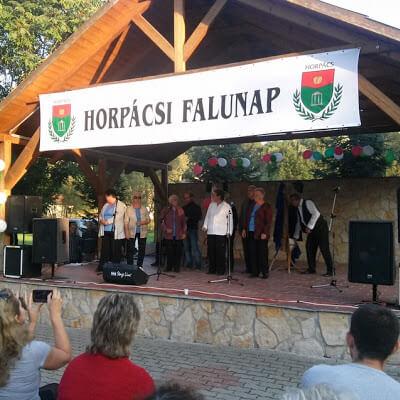 XVII. Horpácsi Falunap 2015