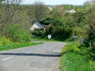 A településről