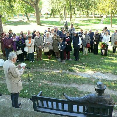 Kálmán-napi megemlékezés 2007. október 15