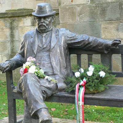 Kálmán-napi megemlékezés 2008. október