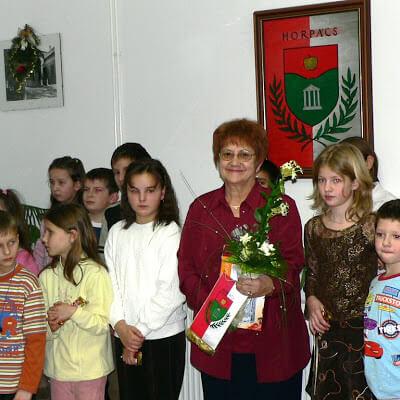 Karácsonyi nyugdíjas-est 2007