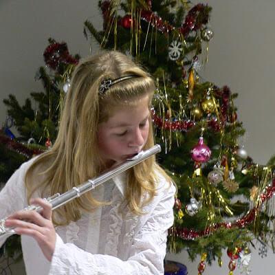 Karácsonyi nyugdíjas-est 2008