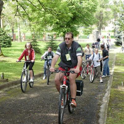 Örökségeink útján - kerékpártúrások Horpácson 2010.05.08