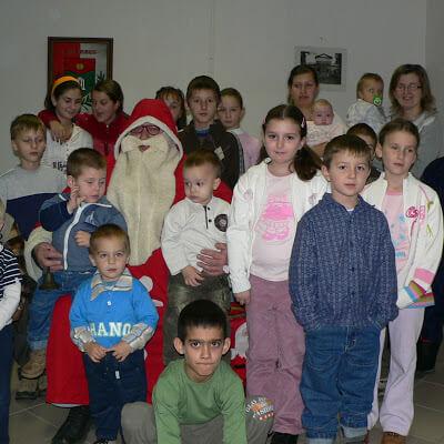 Mikulás 2007