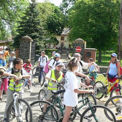Zöldutas bicajtúrások Horpácson