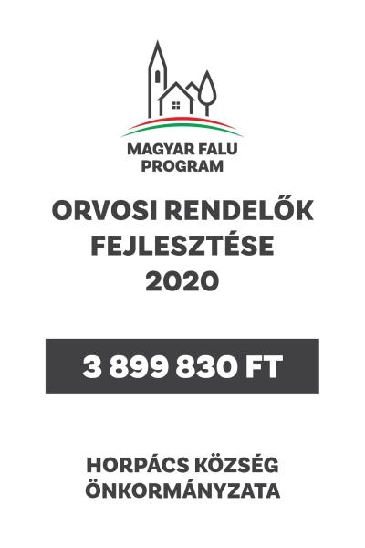 MFP-tamogatoi-tabla-horpacs-orvosi-rendelok-fejlesztese-2020